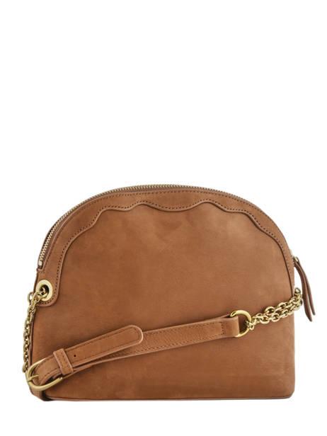 Crossbody Bag Juliet Leather Nat et nin Brown vintage JULIET other view 3