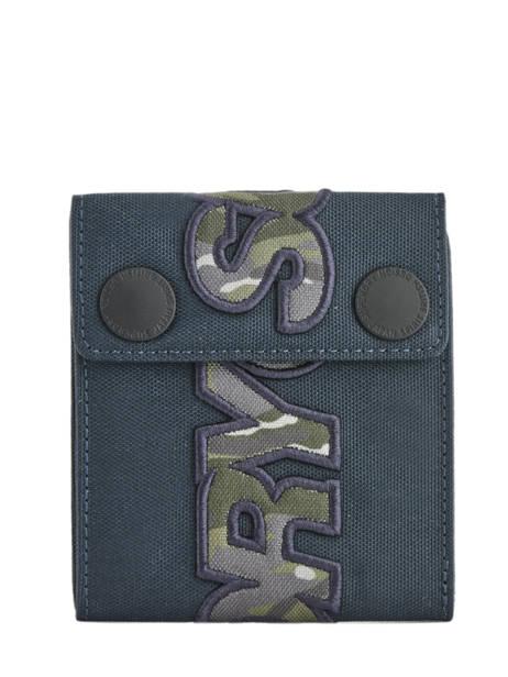 Wallet Superdry Blue accessories men M9800006