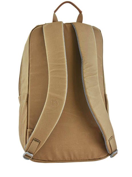 Backpack 1 Compartment + 15'' Pc Fjallraven Beige raven 26051 other view 2