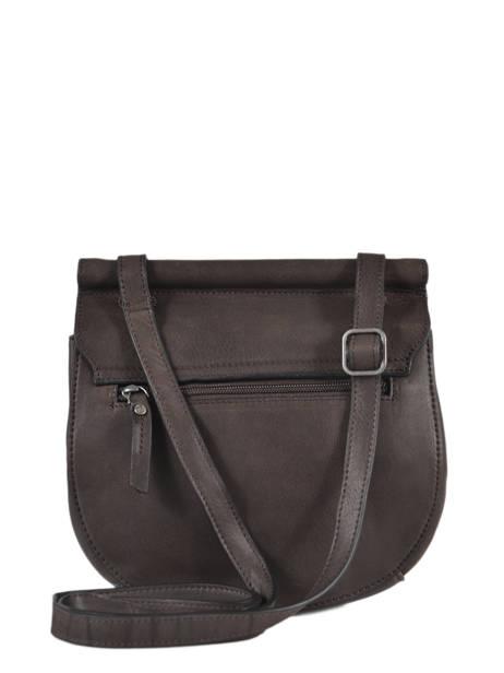 Shoulder Bag Casac Leather Etrier Brown casac ECAS02 other view 3