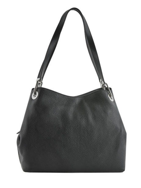 Shopper Raven Leather Michael kors Black raven H6SRXE3L other view 4