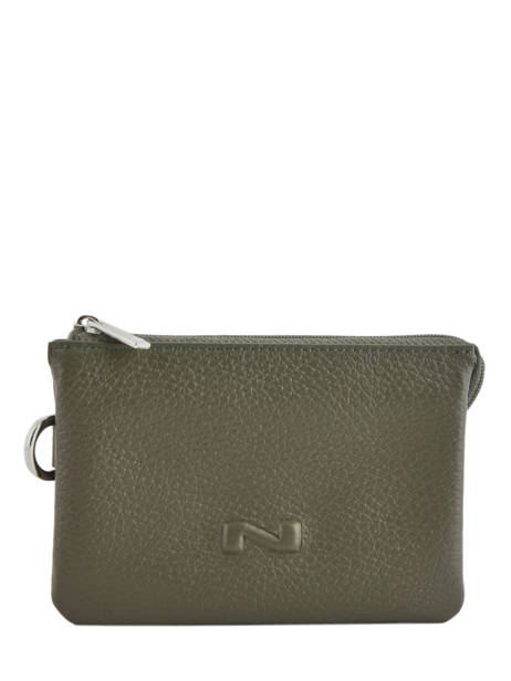 Case Leather Nathan baume Green original n 283N