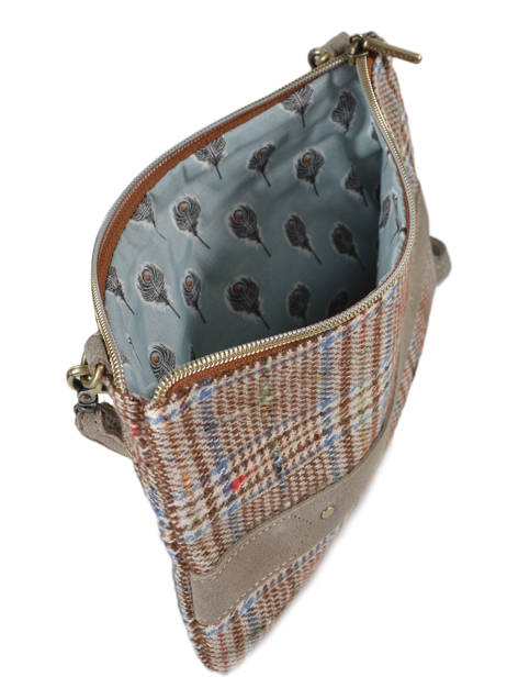 Crossbody Bag Clan Mila louise Gray clan 23666CL other view 3
