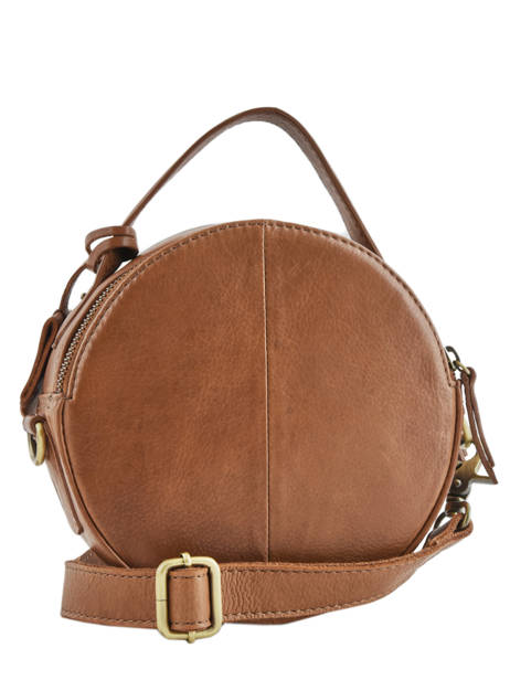 Sac Bandoulière Craft Caily Cuir Burkely Marron craft caily 546647 vue secondaire 4