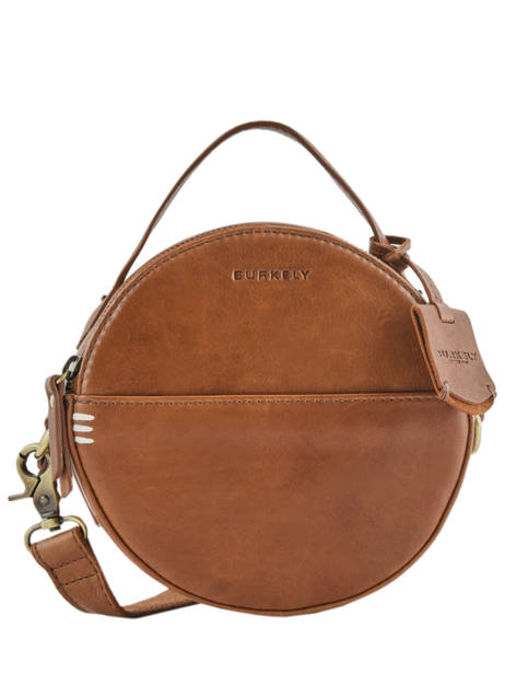 Sac Bandoulière Craft Caily Cuir Burkely Marron craft caily 546647