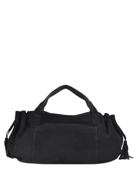 Sac Porte Epaule Folk Gerard darel Black folk DKS03407 other view 3
