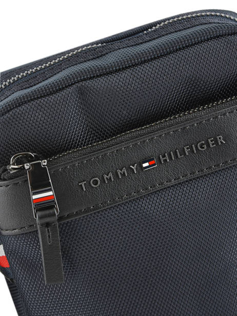 Sac Bandoulière Tommy hilfiger Bleu elevated AM05441 vue secondaire 1