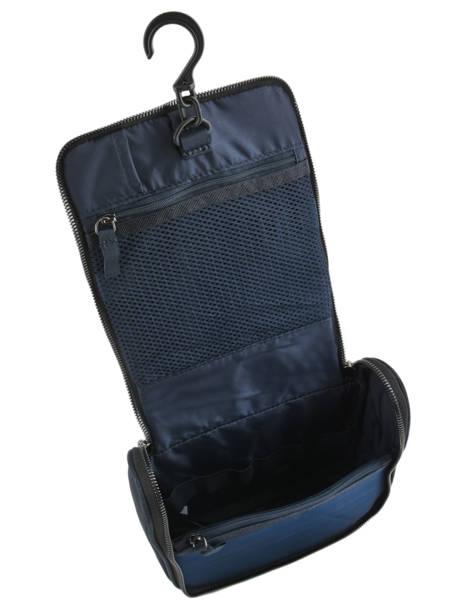 Trousse De Toilette Tommy hilfiger Bleu elevated AM05314 vue secondaire 3