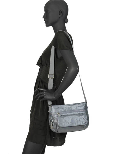 Shoulder Bag Basic + Kipling Silver basic + 12482 other view 2