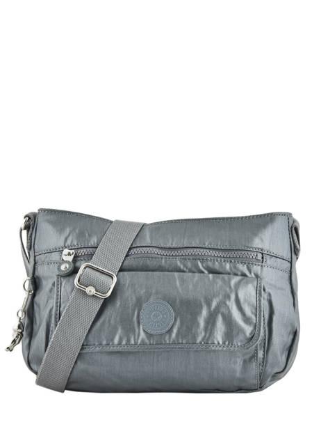 Shoulder Bag Basic + Kipling Silver basic + 12482