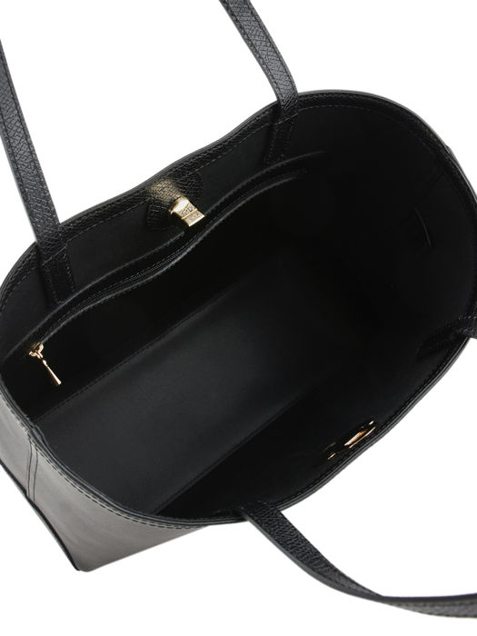 Longchamp Cavalcade Hobo bag Black
