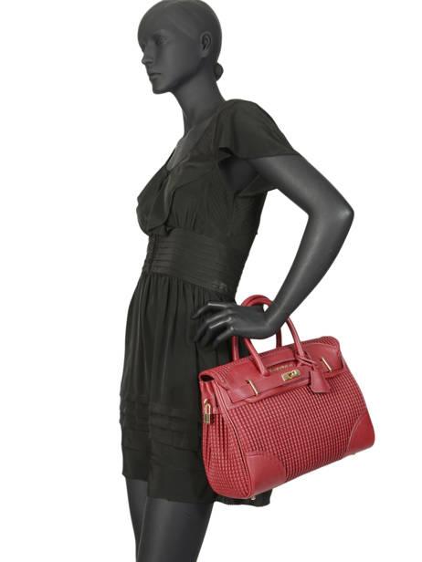 Shopping Bag Bryan Mac douglas Red bryan PYLAXSC other view 2