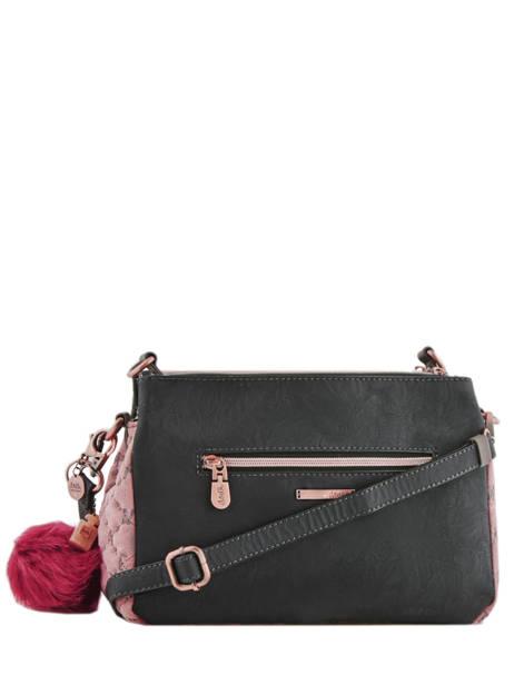 Sac Bandoulière Couture Anekke Noir couture 29882-75 vue secondaire 3