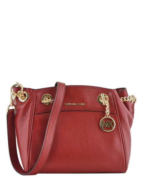Shoulder Bag Jet Set Chain Leather Michael kors Red jet set chain F9GTQL1L