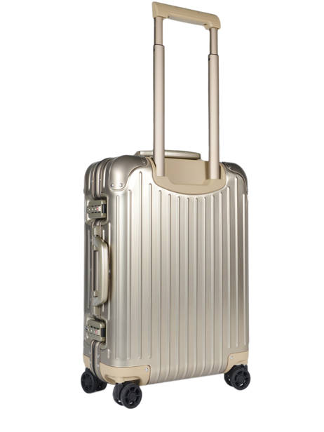 Cabin Luggage Rimowa Gray original 925-52-4 other view 5