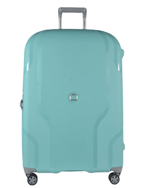 Hardside Luggage Clavel Delsey Blue clavel 3845821