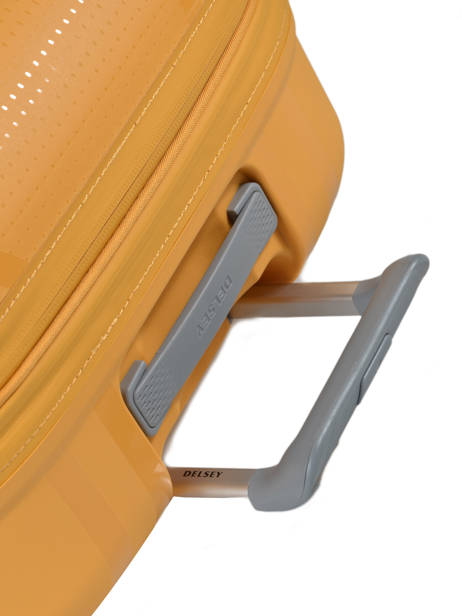 Hardside Luggage Clavel Delsey Orange clavel 3845821 other view 2
