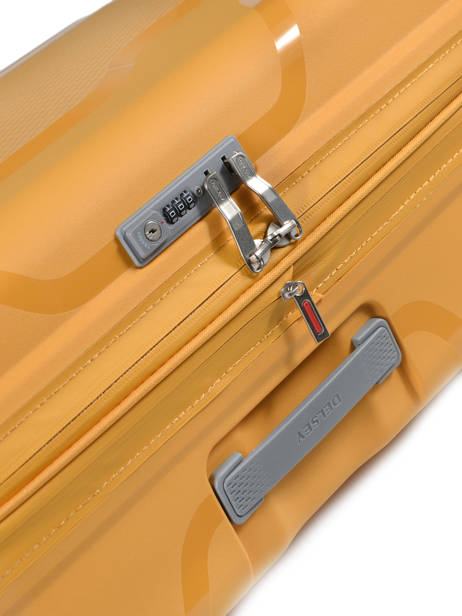 Hardside Luggage Clavel Delsey Orange clavel 3845821 other view 1