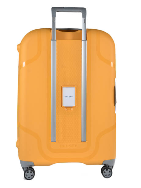 Hardside Luggage Clavel Delsey Orange clavel 3845821 other view 4