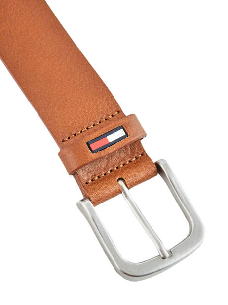 Belt Tommy hilfiger Brown belt AM05142 other view 1