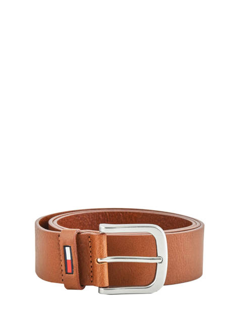 Belt Tommy hilfiger Brown belt AM05142