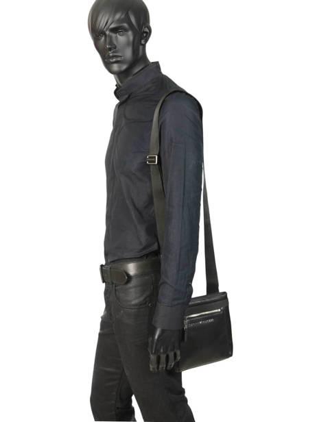 Crossbody Bag Metropolitan Tommy hilfiger Black th metropolitan AM05438 other view 2