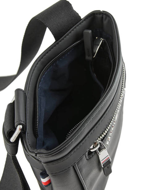 Crossbody Bag Metropolitan Tommy hilfiger Black th metropolitan AM05438 other view 4