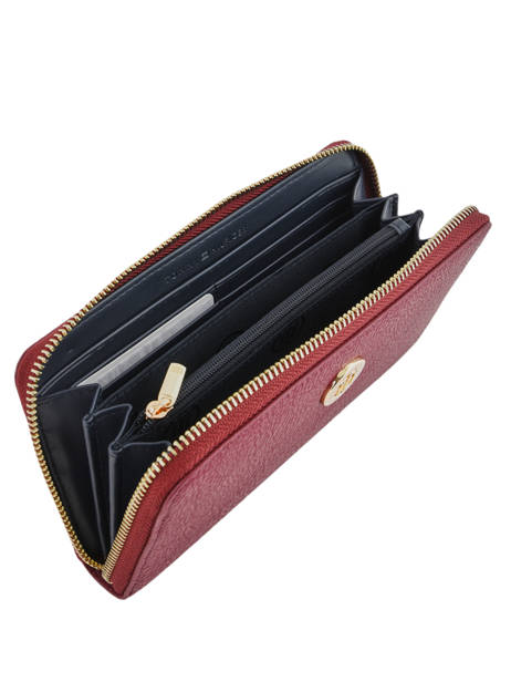 Wallet Th Core Tommy hilfiger Red th core AW07117 other view 1