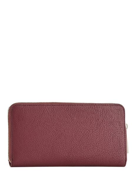 Wallet Th Core Tommy hilfiger Red th core AW07117 other view 2