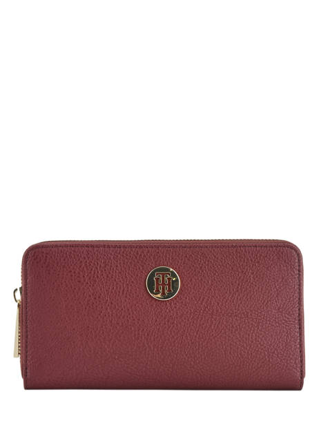 Wallet Th Core Tommy hilfiger Red th core AW07117