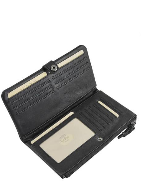 Tout-en-un Vintage Cuir Mila louise Noir vintage 3367C vue secondaire 2