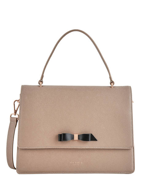 Sac à Main Bow Detail Ted baker Gris bow detail JOAAN