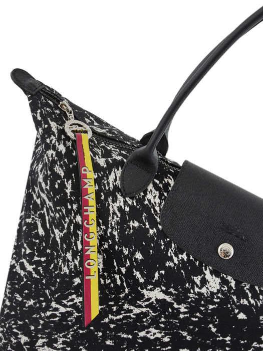 Longchamp Le pliage appaloosa Besaces Noir