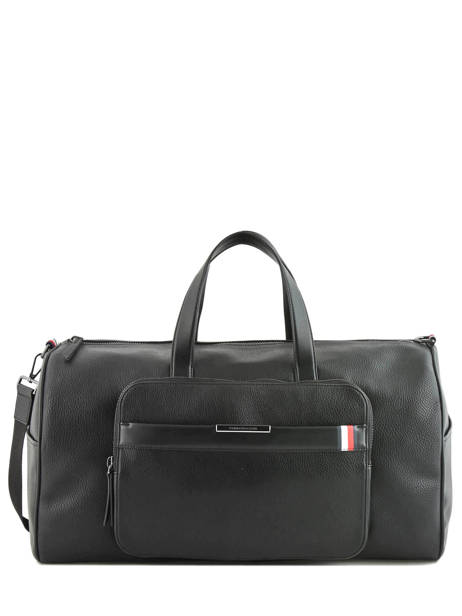Cabin Duffle Downtown Tommy hilfiger Black downtown AM05240