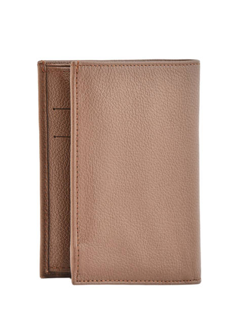 Portefeuille Leather Azzaro Brown chicago AZ181071 other view 2