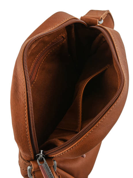 Medium Leather Crossbody Bag Bart Arthur et aston Brown bart 1978-05 other view 3