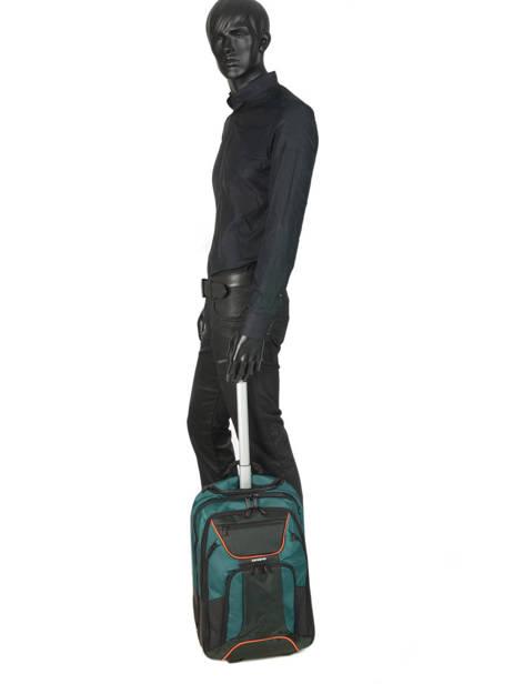 Wheeled Backpack Samsonite Green kleur CK4005 other view 3