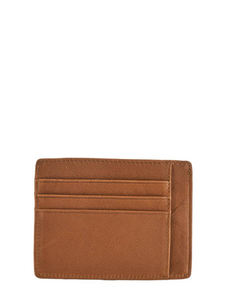 Leather Bart Card Holder Arthur et aston Brown bart 1978-147 other view 1