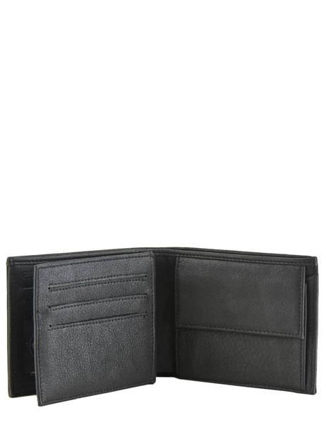 Wallet Leather Arthur et aston Black bart 1978-126 other view 3