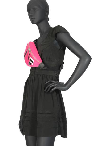 Belt Bag K Ikonik Karl lagerfeld Black ikonik 201W3001 other view 2