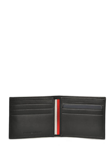 Gift Box Wallet And Keychain Tommy hilfiger Black modern tommy AM05670 other view 3