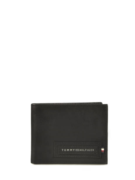 Gift Box Wallet And Keychain Tommy hilfiger Black modern tommy AM05670 other view 1