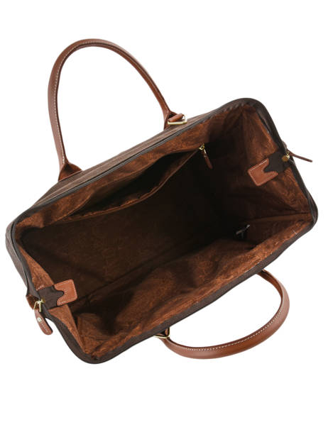 Carry-on Travel Bag Uppsala Jump Brown 4462NU other view 4