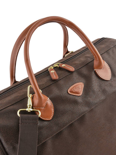 Carry-on Travel Bag Uppsala Jump Brown 4462NU other view 1