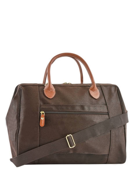 Carry-on Travel Bag Uppsala Jump Brown 4462NU other view 3