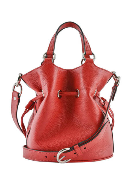 Small Tote Bag Premier Flirt Lancel Red premier flirt A10109 other view 5