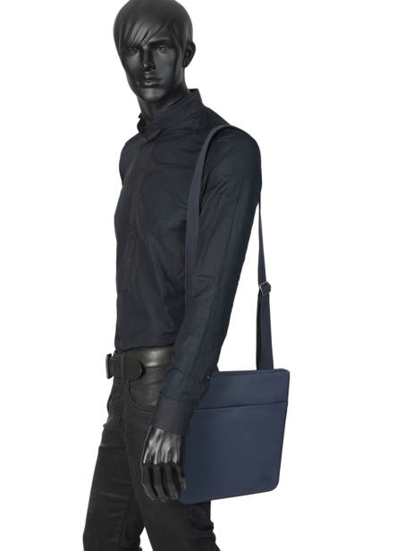 Crossbody Bag Lacoste Blue men's classic NH2850HC other view 2