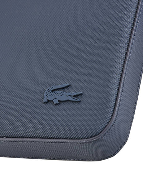 Crossbody Bag Lacoste Blue men's classic NH2850HC other view 1