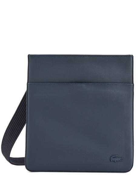 Crossbody Bag Lacoste Blue men's classic NH2850HC