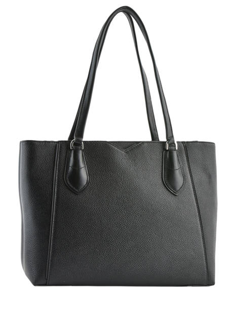 Leather Tote Bag Mae Michael kors Black mae H9SM5T2L other view 3
